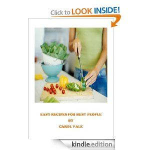 Easy recipes for busy people