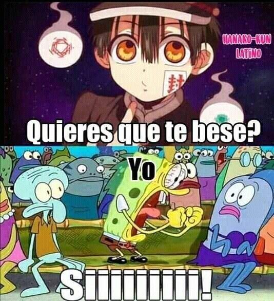 Eres Un Fastidio Yugi Amane Hanako Kun X Tu Las Escaleras Misaki Memes De Anime Meme De Anime Memes Otakus
