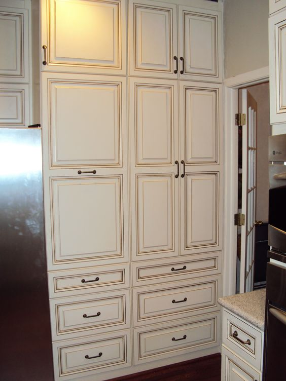 Custom pantry and Pantry on Pinterest