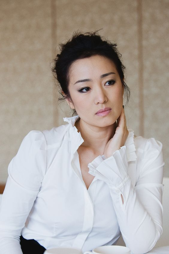 Gong Li - When movies from the Mainland began hitting the West in