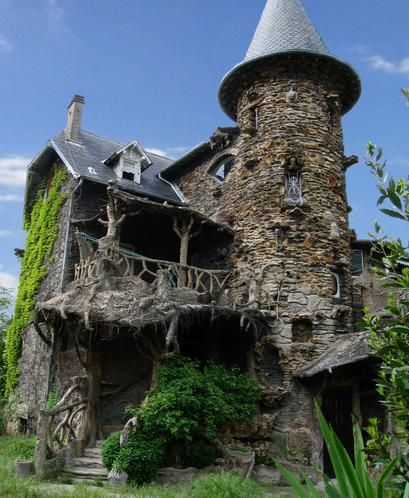 La Maison de la Sorciere, Collonges-la-Rouge, France