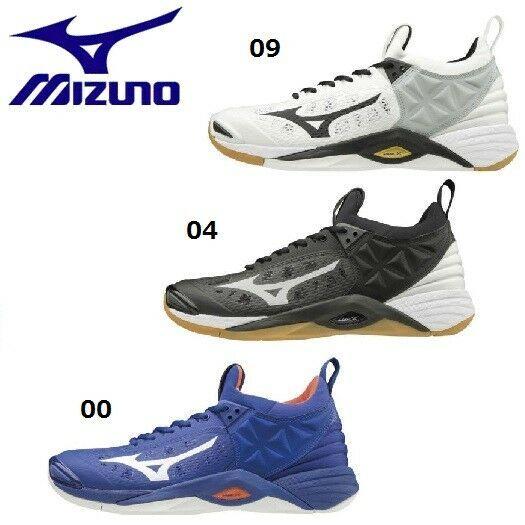 mizuno men's wave lightning z bk-sl volleyball shoe ultra