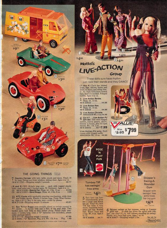 1972 Sears Wish Book page429 | I am not the copyright holder… | Flickr