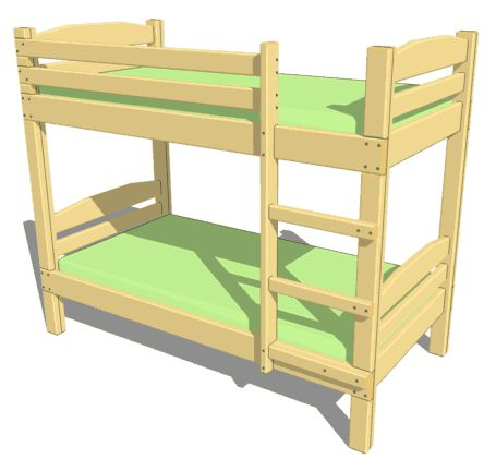 Ikea products woodworking plans and bunk bed plans on for Bunk bed woodworking plans
