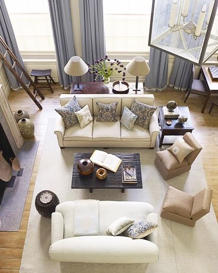 Views From The Top And Tips On Measuring Your Space For Furniture On The Blog Link Living Room Furniture Layout Cheap Living Room Furniture Furniture Layout