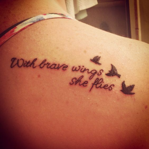 Tattoo Quotes Memories: Memorial Tattoos For Loved Ones