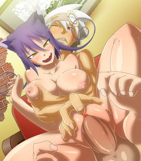 soul eater nude boobs
