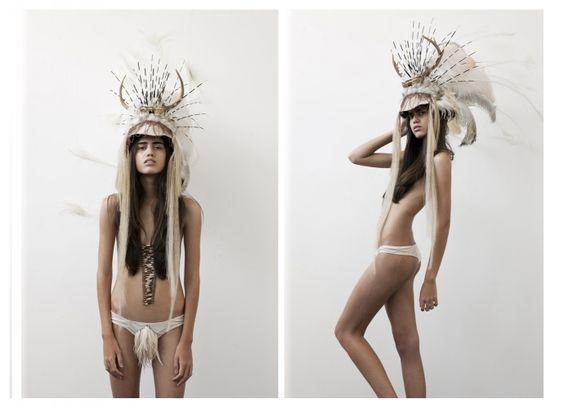i want a headdress