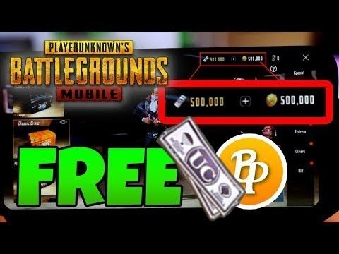 Pubg Mobile Hack Get Unlimited Free Battle Points And Cash Download Hacks App Hack Android Hacks