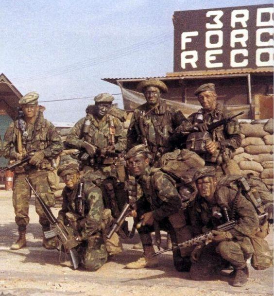 Usmc 3rd force recon