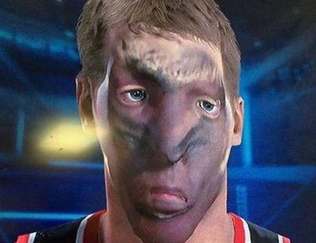 El escaneo de rostros del juego NBA 2K15 tiene problemas