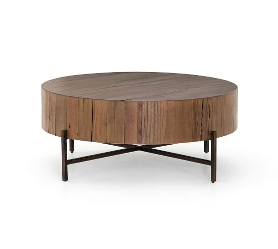 Fargo Coffee Table Coffee Table Pottery Barn Coffee Table Wood