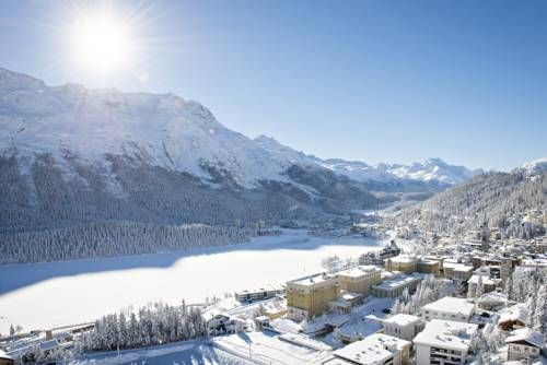 Kulm Hotel St. Moritz St. Moritz The Kulm Hotel St Moritz is a luxurious hotel with a special history: as Johannes Badrutt founded it in 1856, he also laid the foundation stone for winter tourism. Since then, the Kulm Hotel is characterized by its style and authenticity.