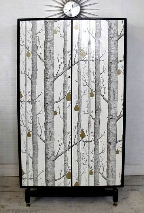 armoire ikea motif branche