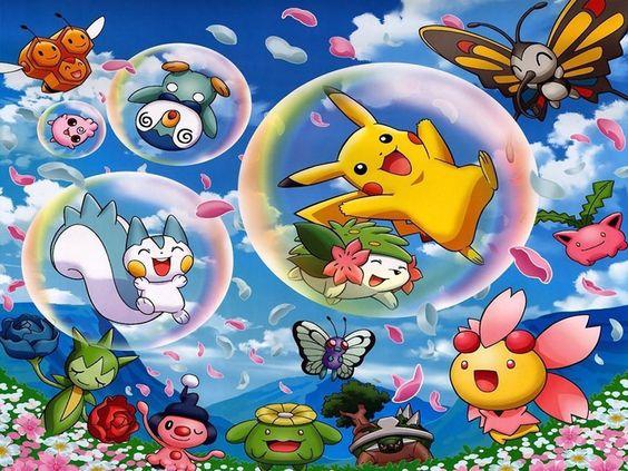 pokemon | Imagenes de pokemon blanco y negro // Images pokemon black and white