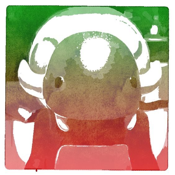 Monster processed with popsicolorapp.com