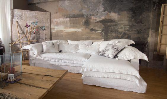 Γωνιακός καναπές BREAD