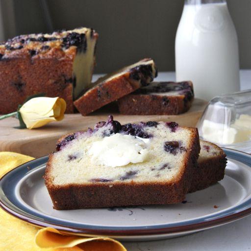 Lemon Blueberry Bread!!   http://www.dishingthedivine.com/2011/11/28/lemon-blueberry-loaf-secret-recipe-club/
