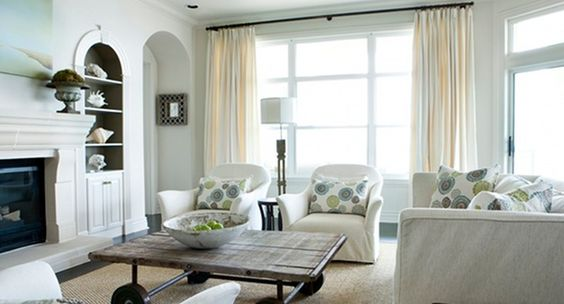 Amelia Island oceanfront condo by Liz Williams Interiors