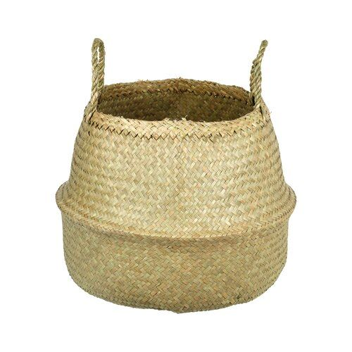 Laos Seagrass Basket Beachcrest Home In 2020 Wicker Baskets