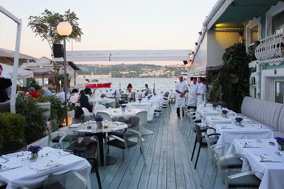 Restaurante Mia Mensa, Estambul, Turquía