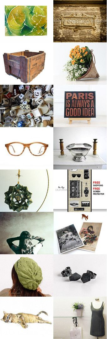 Vintage is my fav  by Elinor Levin on Etsy--Pinned with TreasuryPin.com