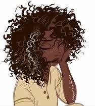 menina cabelo cacheado desenho - Pesquisa Google