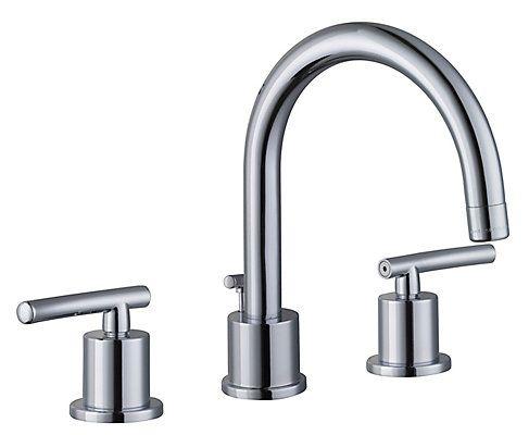 Glacier Bay Dorset 8 Inch Widespread 2 Handle Bathroom Faucet In Chrome Bathroom Faucets Sink Faucets Bathroom Sink Faucets