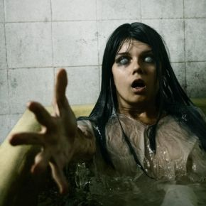 elisanth-reborn-alt-model, Horror illustration