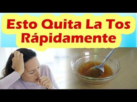 remedios caseros para quitar la tos al instante