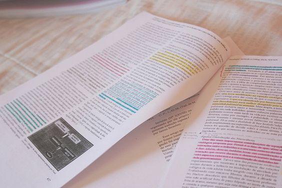 Dicas de como estudar! – Serendipity