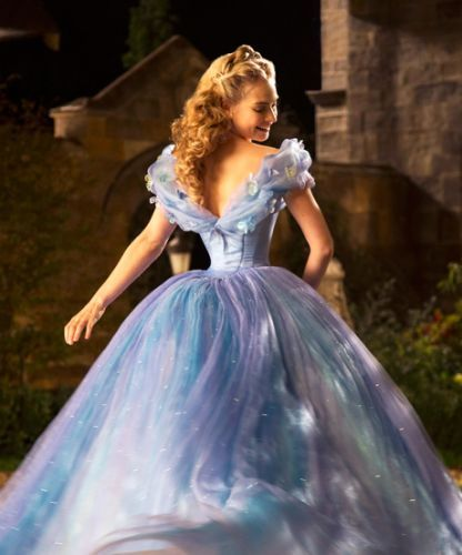 There's a new Cinderella trailer! This is not a drill!