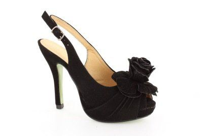 $39.90 Andres Machado Women's Black Peep Toe High Heels Suede #AM425 - Special Sizes  From Andres Machado   Get it here: http://astore.amazon.com/ffiilliipp-20/detail/B007QW22ME/176-4199213-7090906