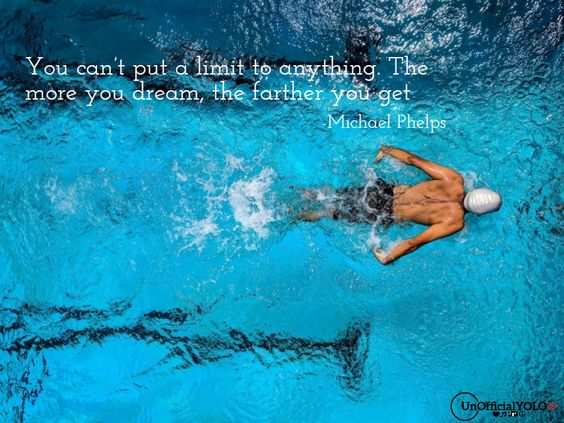 Michael Phelps-UnofficialYOLO-Inspiring Quote