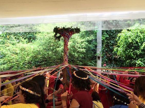 Danza del Palo de Mayo
