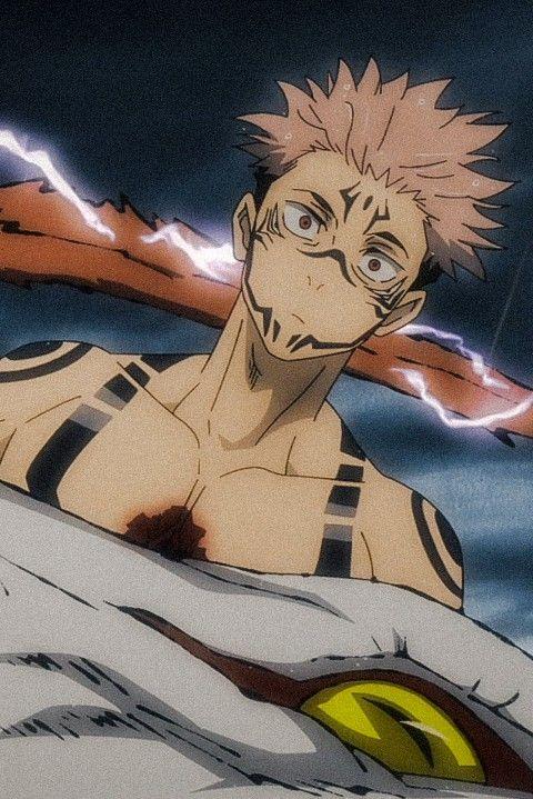 Sukuna Ryōmen Itadori Yuji Jujutsu Aesthetic Anime Anime Wallpaper