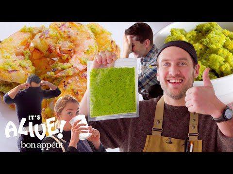 Brad Makes Yuzu Kosho It S Alive Bon Appetit Youtube Spicy Lemon Salt Condiment Bon Appetit Bon Appetit Youtube Bon App