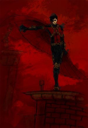 DeviantArt: More Like Robin (Tim Drake) Feature by Teen-Titans-Project