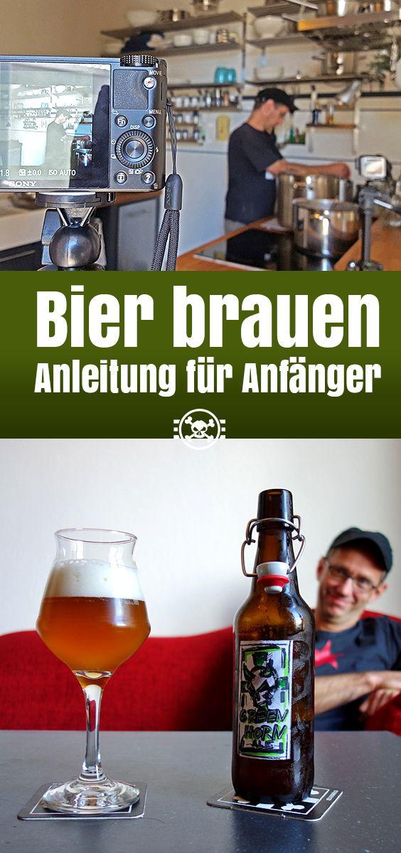 Bier Brauen Anleitung Fur Anfanger Bier Brauen Anleitung Bier Brauen Bier