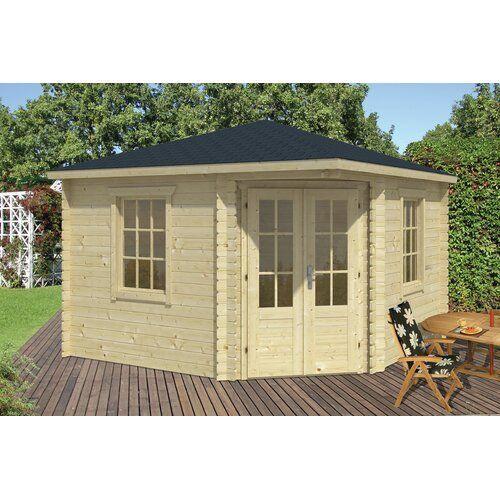 Garten Living 350 Cm X 350 Cm Gartenhaus Mikel Garten Gartenhaus Living Mikel Ohnedach In 2020 Garden Living Sol 72 Outdoor Garten