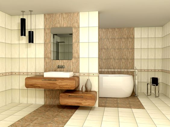 Bathroom  Ambient for KAI Group