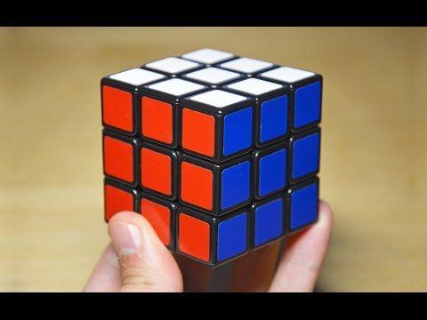 Resolver cubo de Rubik 3x3 (Principiantes) | HD | Tutorial | Español - YouTube