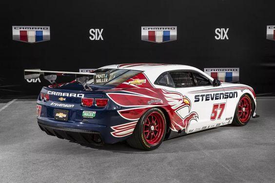Chevrolet Z28.R coche de carreras