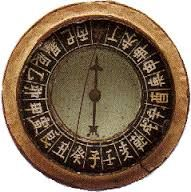 This compass shares the 24 directions of each of the 8 ...