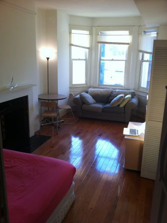 4) $2400, Fully Furnished one bedroom one bath with a living room, great sized fully equipped kitchen, dish washer. Washer / Dryer in the apartment.