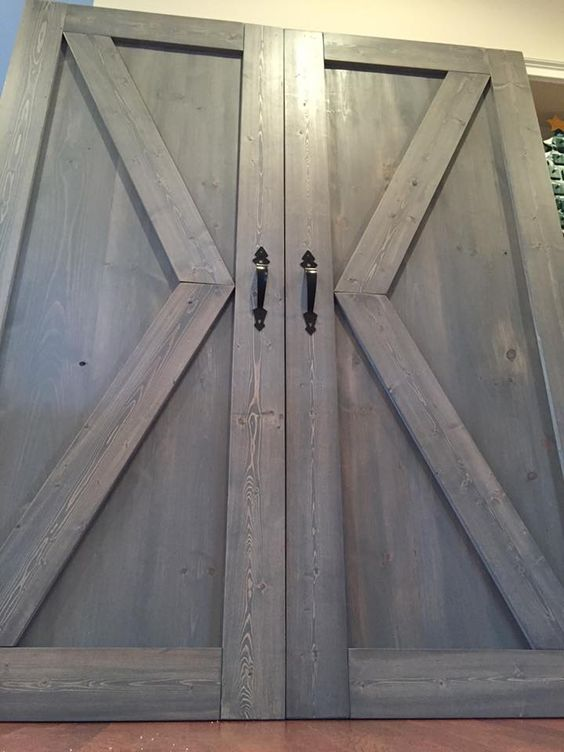 Modern sliding barn doors at affordable prices point for Affordable sliding barn doors