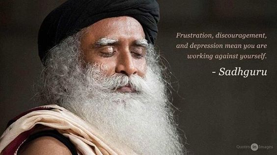 More Sadhguru thought you can finde in our websit