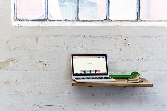 Portable Lap Desk Installation No. 1 | Yanko Design