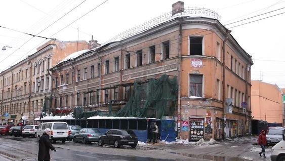 снос дома Рогова: 8 тыс изображений найдено в Яндекс.Картинках