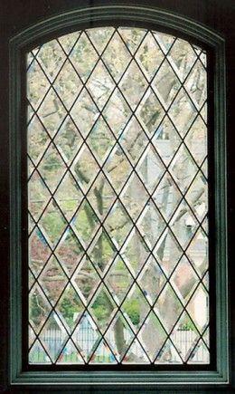 Home Improvement Ideas Leaded Glass Windows Transoms